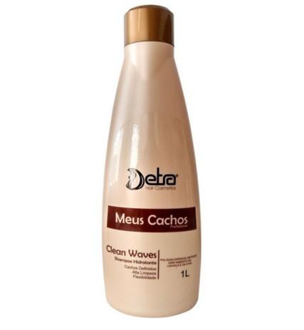 Detra Meus Cachos Shampoo Clean Waves 1L - R