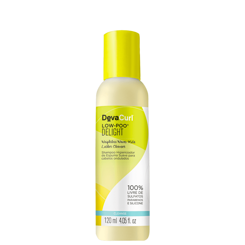 Deva Curl Low Poo Delight - Shampoo 120ml - G