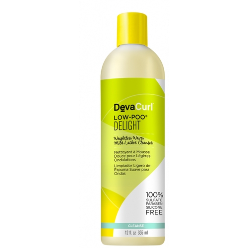 Deva Curl Low Poo Delight - Shampoo 355ml - G