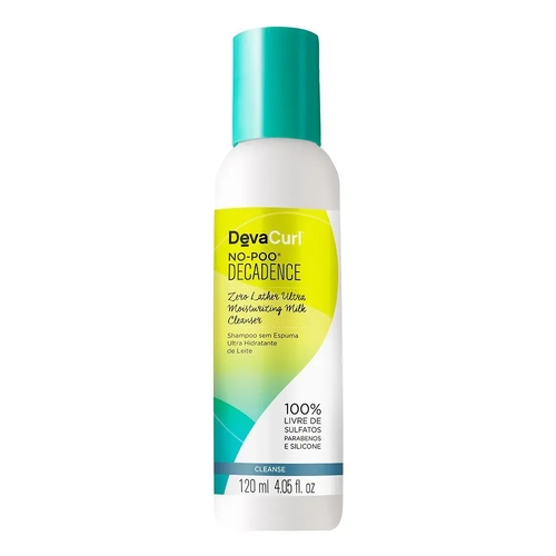 Deva Curl No-Poo Decadence Shampoo 120ml - G