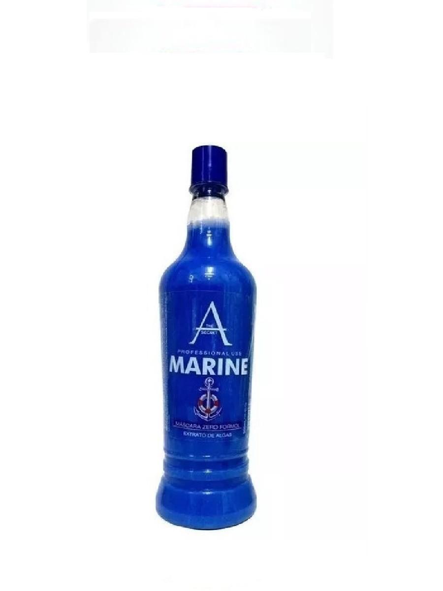 Escova Progressiva Marine 0% Formol Alkimia Cosmetics - 900ml