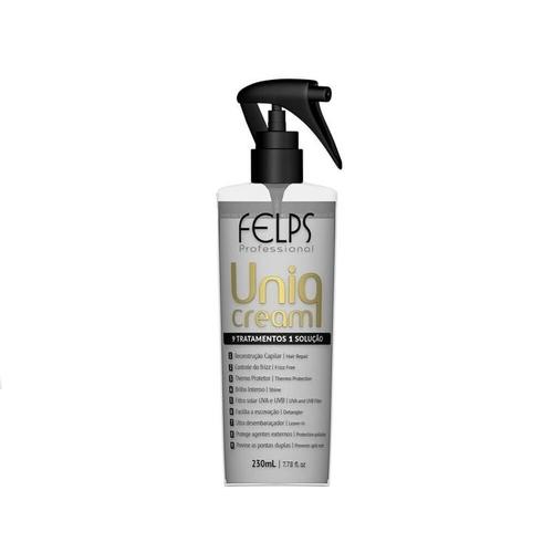 Felps Profissional Xmix Uniq Cream Hair Treatment 9 In 1 250ml