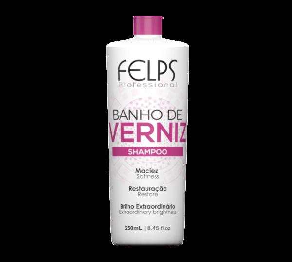 Felps Shampoo de Brilho 250ml