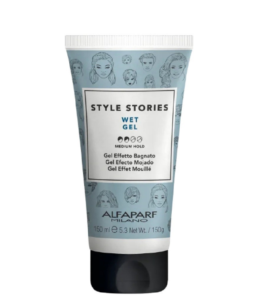 Gel Texturizador Alfaparf Style Stories Wet - 150ml