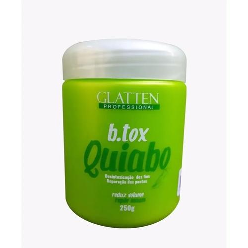 Glatten Btox Bioplastia De Quiabo 250g - T