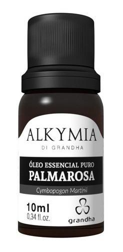 Grandha Alkymia Óleo Essencial Puro Palmarosa 10ml