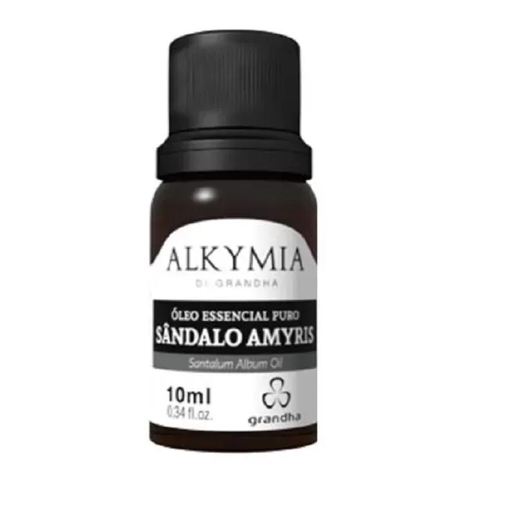 Grandha Alkymia Óleo Essencial Sândalo Amyris 10ML