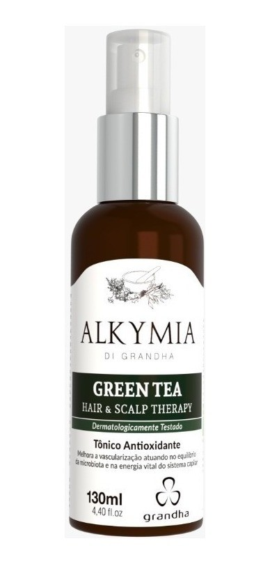 Grandha Green Tea Hair & Scalp Therapy 130ml