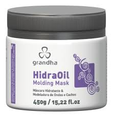 Grandha Hydraoil Curl & Wave Mask - 450g