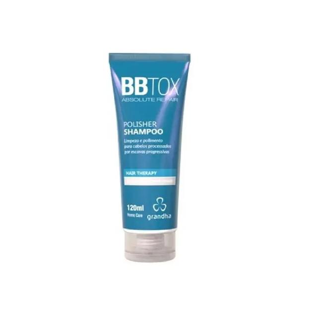 Grandha Shampoo Polisher Hair Therapy BBTOX - 120ml