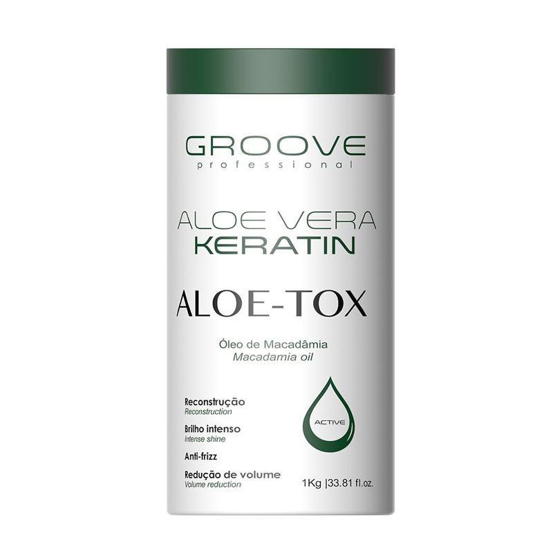 Groove Professional Aloe Vera Keratin - Aloe Tox 1kg