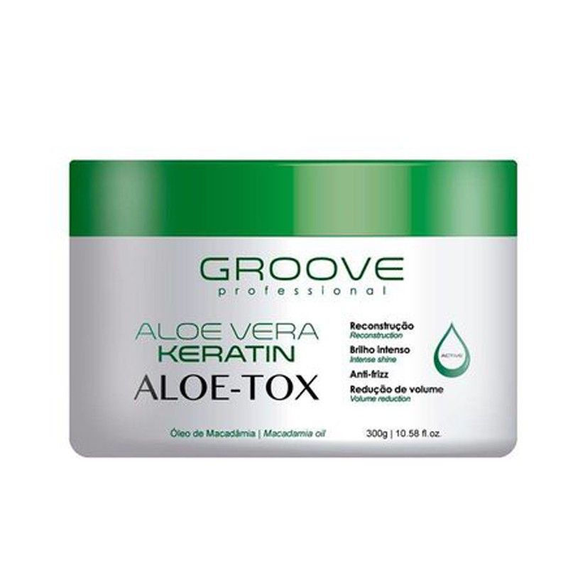 Groove Professional Aloe Vera Keratin - Aloe Tox 300g