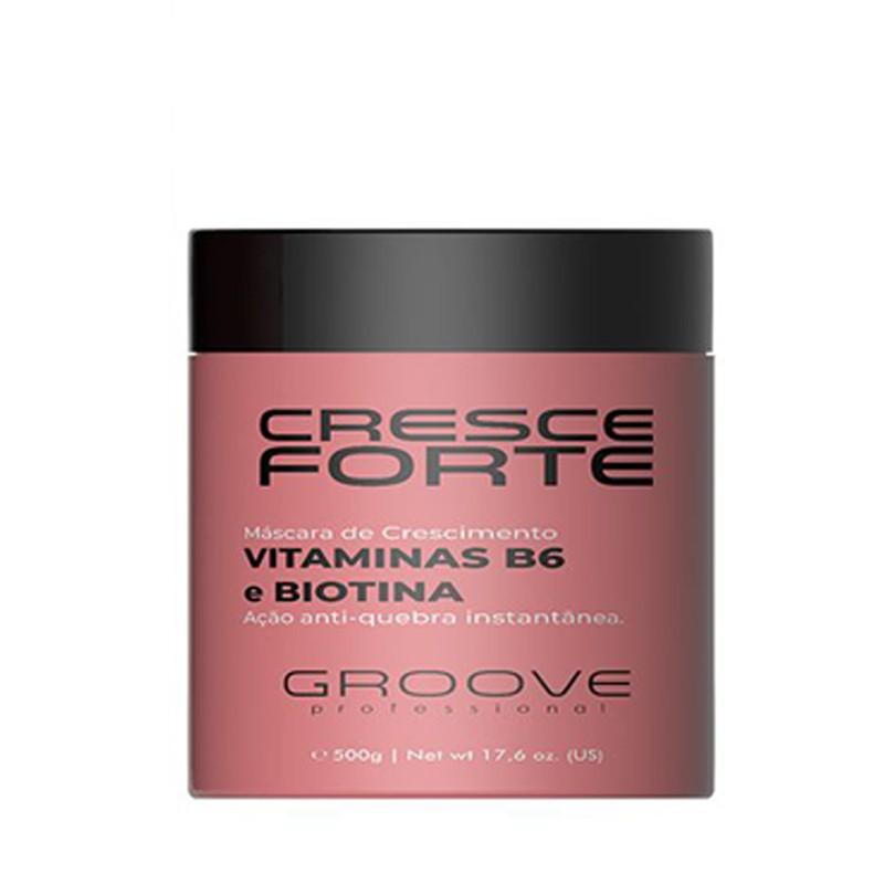 Groove Professional Cresce Forte - Máscara de Crescimento 500g