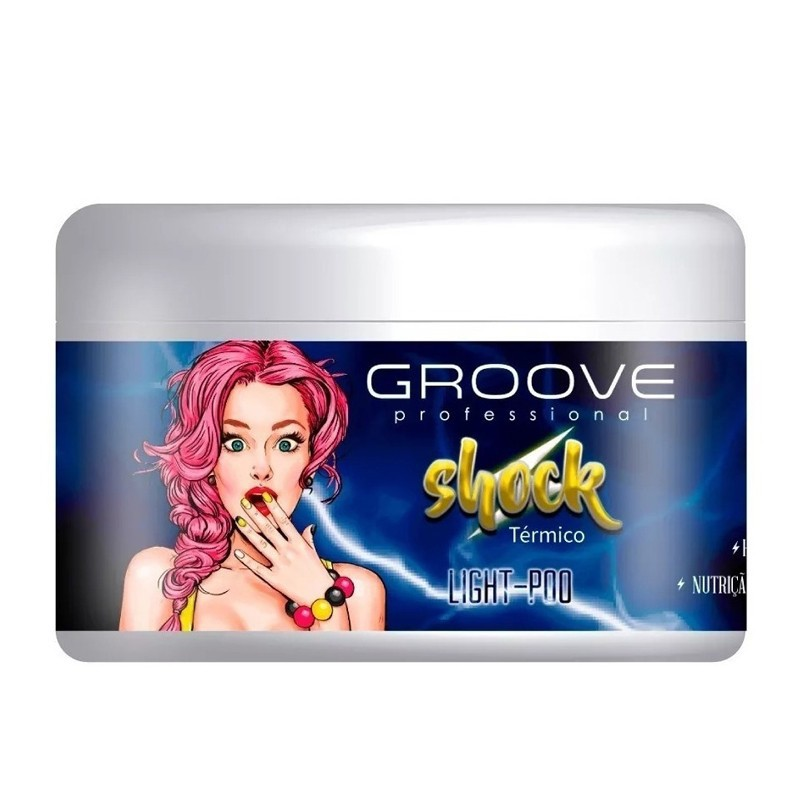 Groove Professional Shock Térmico Light-Poo 300g