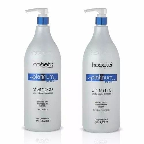 Hobety Kit Platinum Plus 2x 1,5L