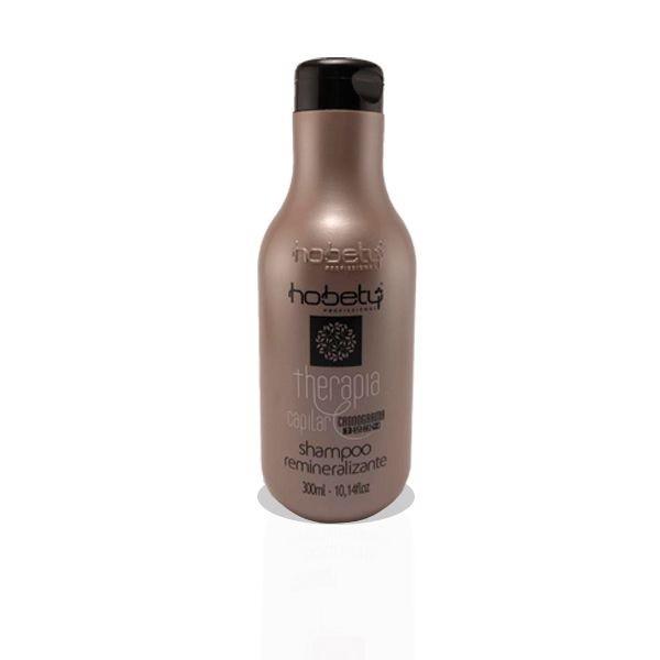 Hobety Shampoo Remineralizante Therapia Capilar 300ml