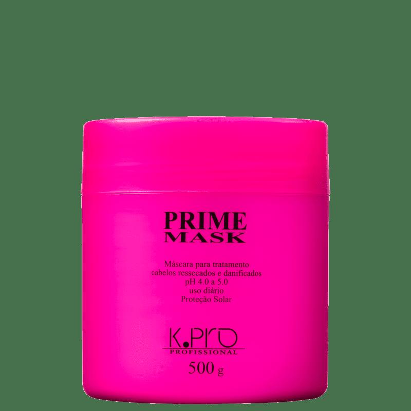 K Pro Prime Mask 500g - Máscara De Tratamento - R