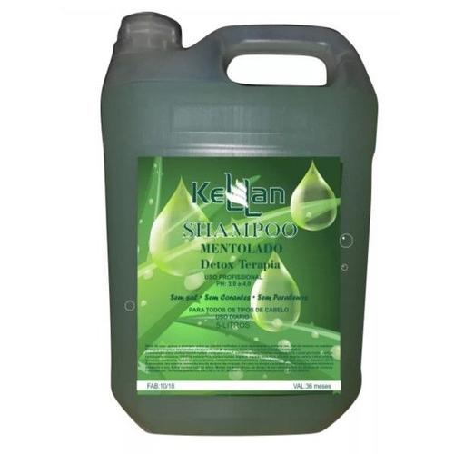 Kellan Shampoo Mentol 5Lts