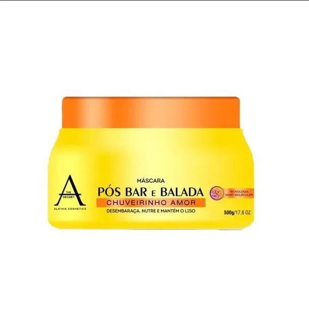 Máscara Alkimia Cosmetics Pós Bar e Balada 500g