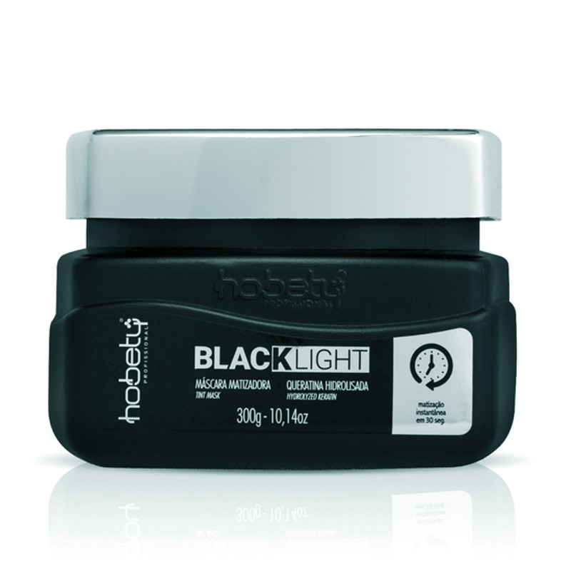 Máscara Black Light Hobety 300gr