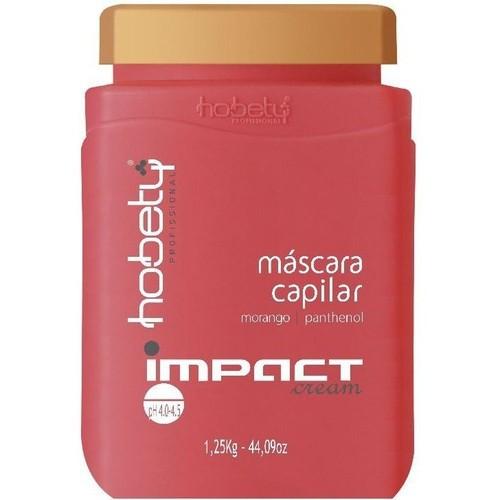 Máscara Hidratação Morango Impact Hobety 1,250Kg
