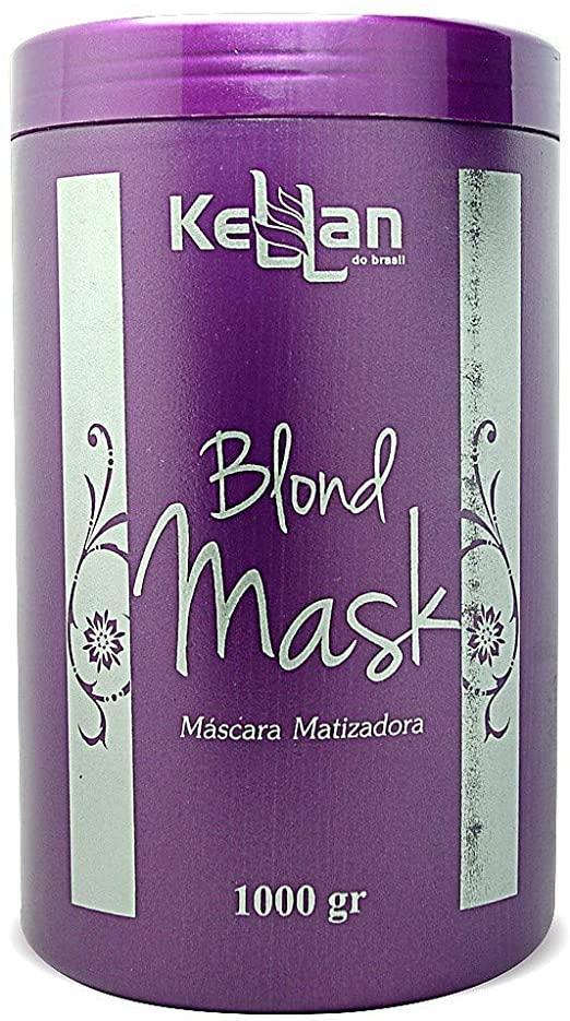 Máscara Matizadora Blond Mask Kellan 1kg