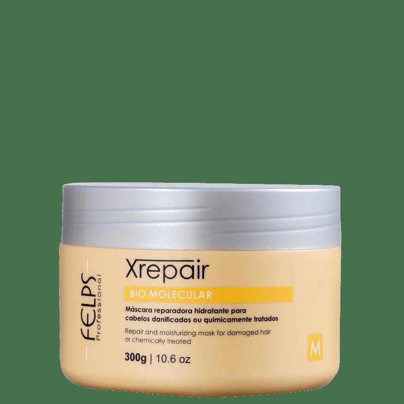 Máscara Xrepair Bio Molecular Felps Profissional 300g