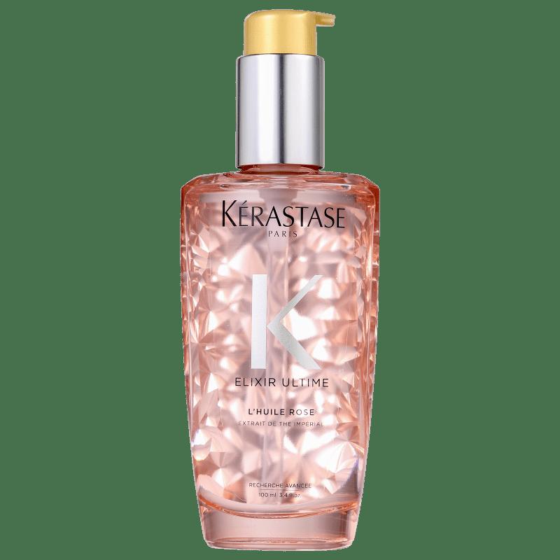 Óleo Capilar Elixir Ultime Rose Kérastase - 100ml