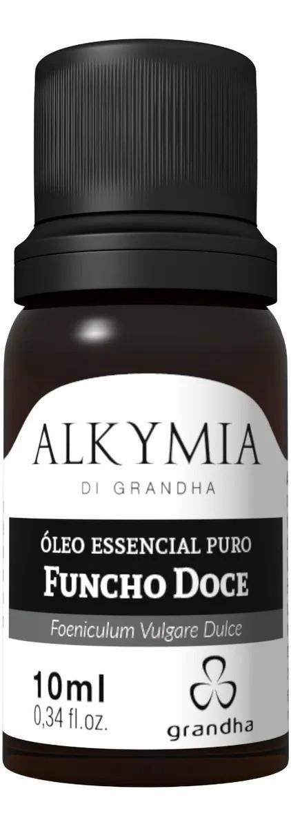 Óleo Essencial Funcho Doce Grandha Alkymia 10ml