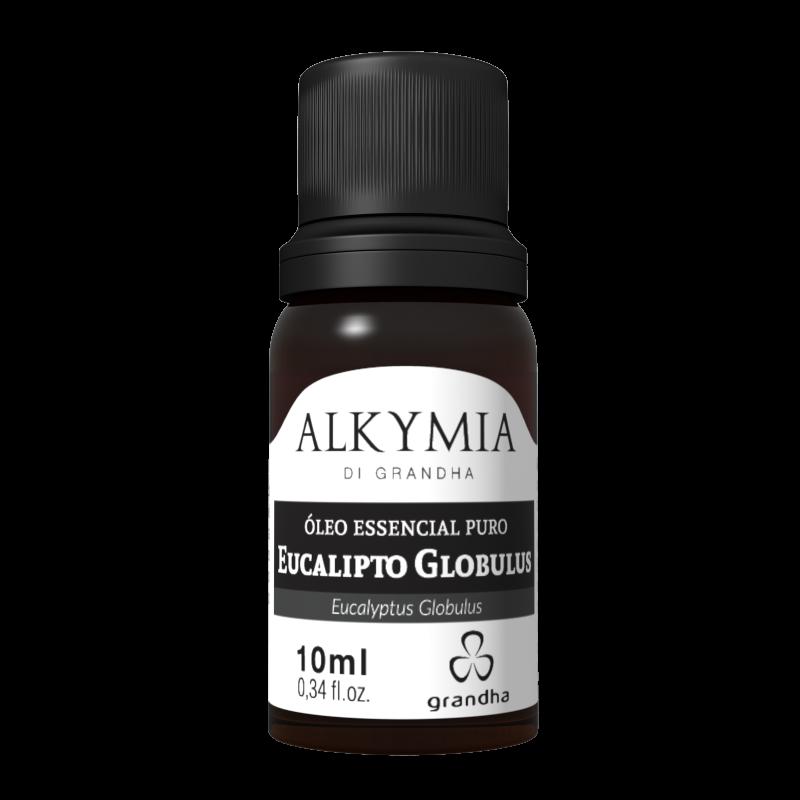 Óleo Essencial Puro Eucalipto Globulus Grandha Alkymia 10ml