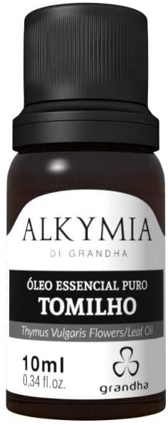 Óleo Essencial Puro Tomilho Grandha Alkymia 10ml