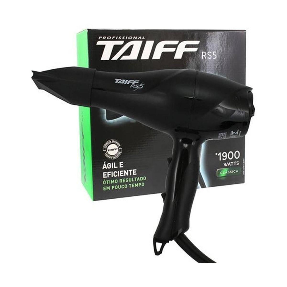 Secador RS5 Taiff 1900W - 220V - T