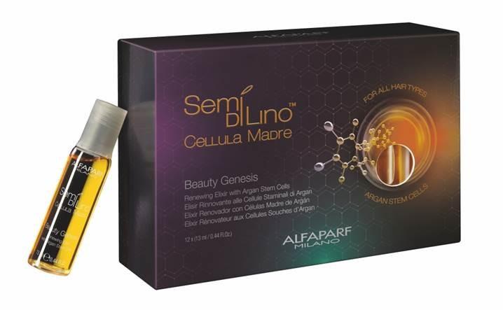 Semi di Lino Cellula Madre Beauty Genesis Alfaparf  12x13ml