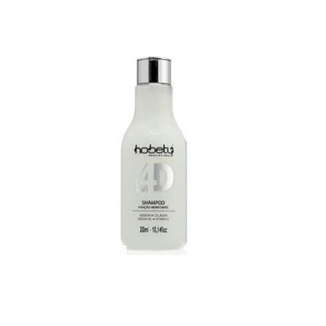 Shampoo 4D Line Hobety 300ml