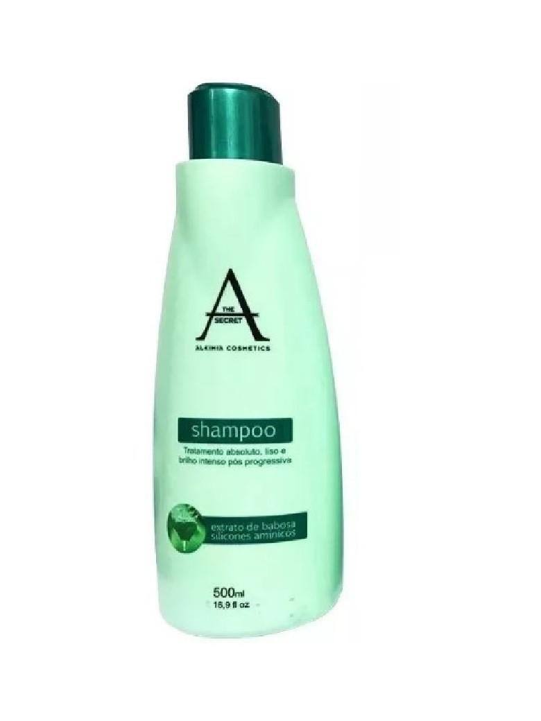 Shampoo Alkimia Cosmetics Babosa 500ml