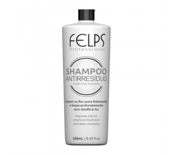 Shampoo Antirresiduo Felps 250ml