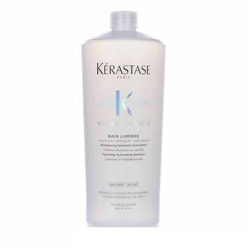 Shampoo Blond Absolu Bain Lumiére Kérastase - 1L