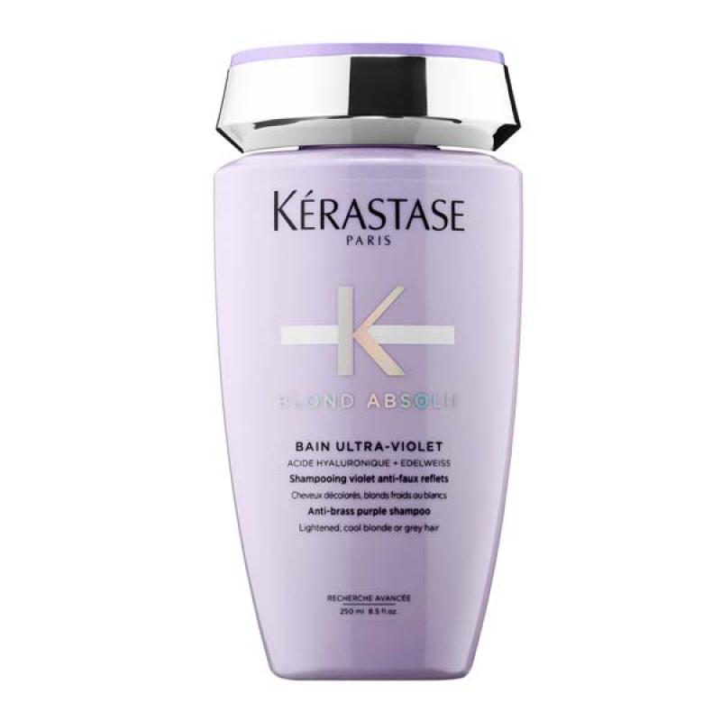Shampoo Desamarelador Blond Absolut Bain Ultra-Violet Kérastase - 250ml