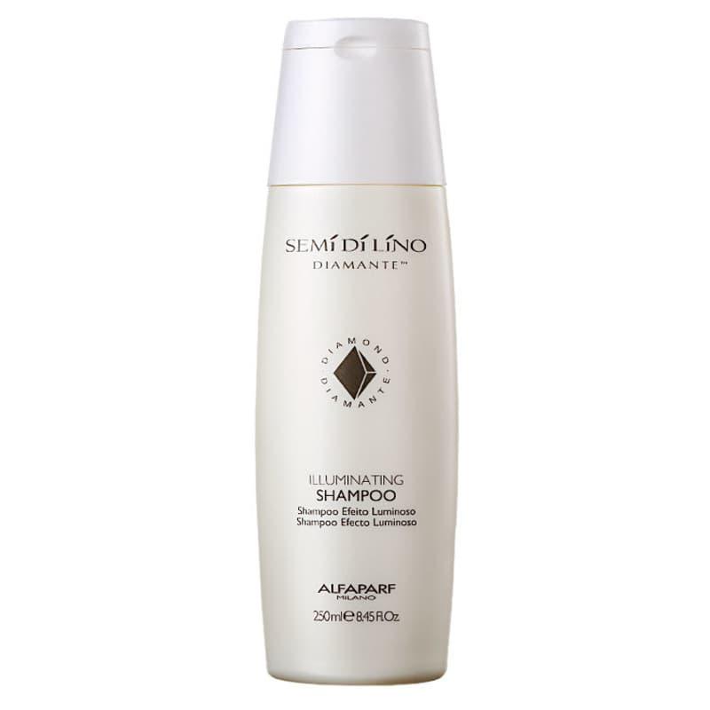 Shampoo Diamante Illuminating Alfaparf Semi di Lino - 250ml