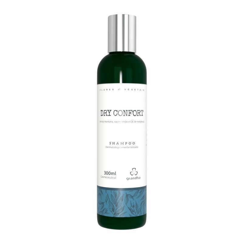 Shampoo Dry Confort Grandha - 300ml