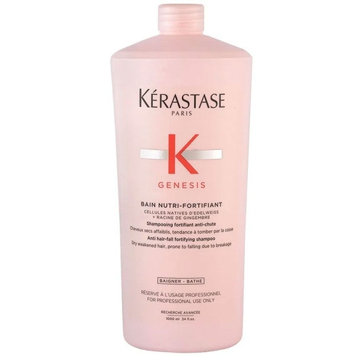 Shampoo Genesis Bain-Nutri Fortifiant Kérastase 1L
