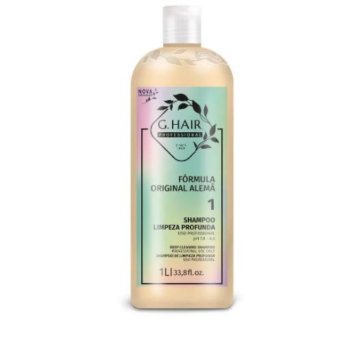 Shampoo Ghair de Limpeza Profunda 1L
