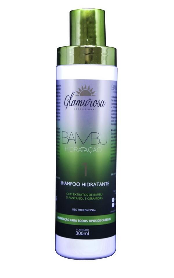 Shampoo Glamurosa Bambu 300ml