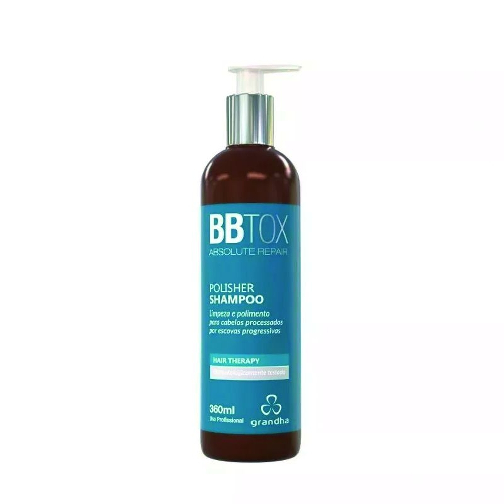 Shampoo Grandha Hair Therapy Polisher BBTOX - 360ml