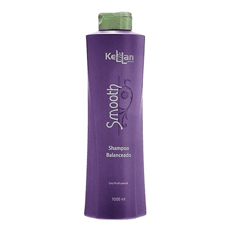 Shampoo Kellan Smooth Balanceado 1000ml