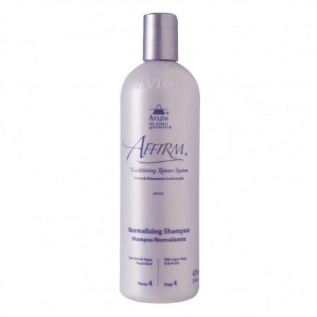 Shampoo Moisture Plus Normalizing Avlon Affirm 475ml - G