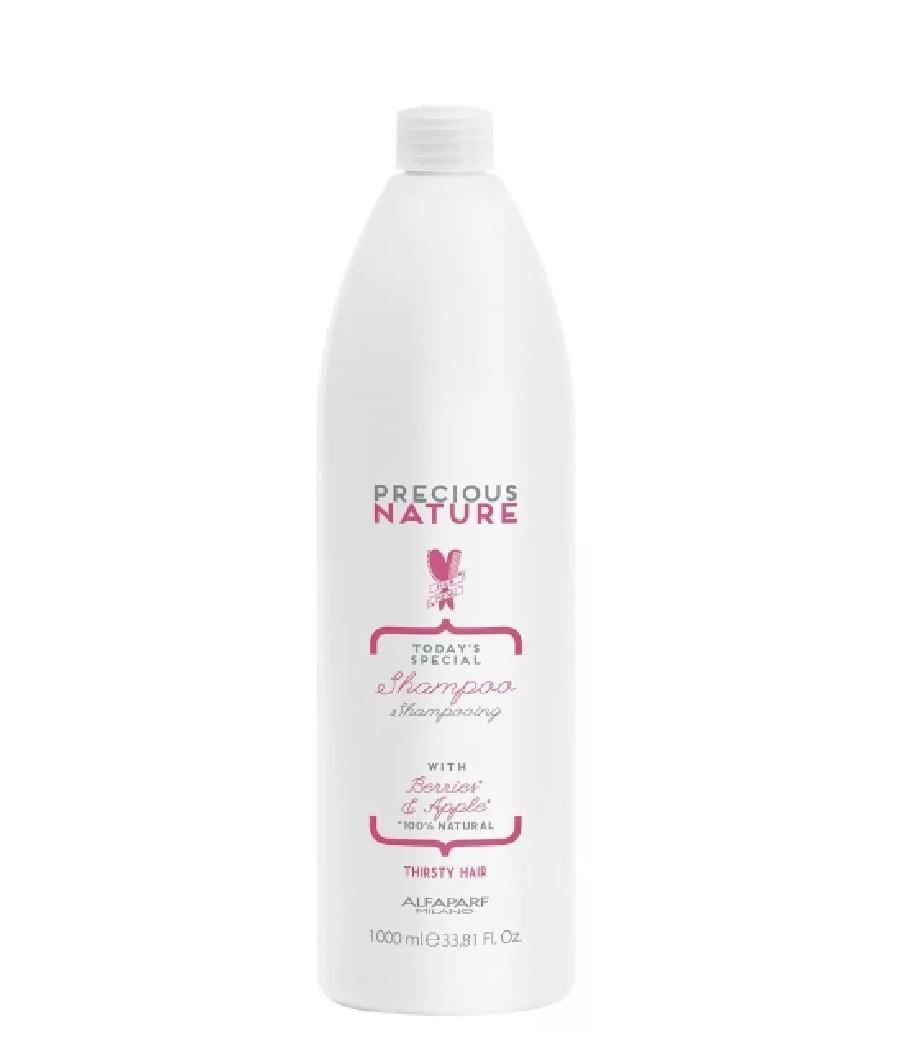 Shampoo Nature Thirsty Hair Alfaparf Precious 1L