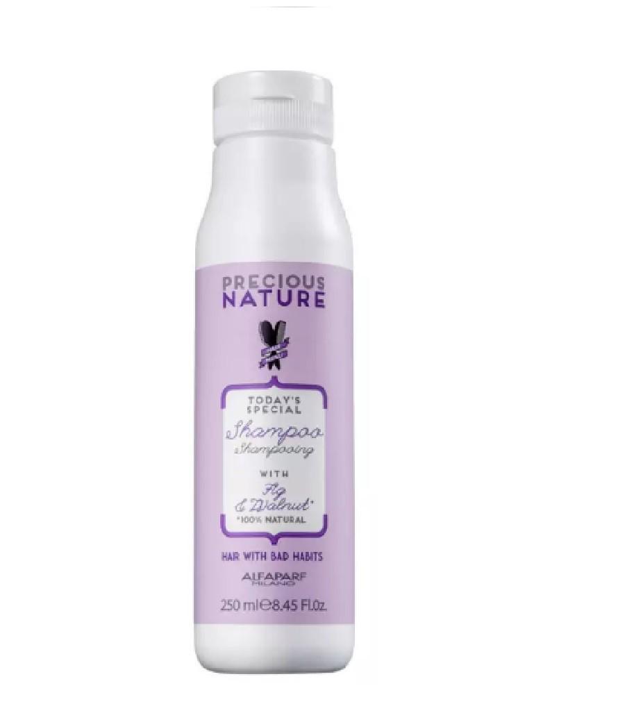 Shampoo Precious Nature Hair With Bad Habits Alfaparf - 250ml