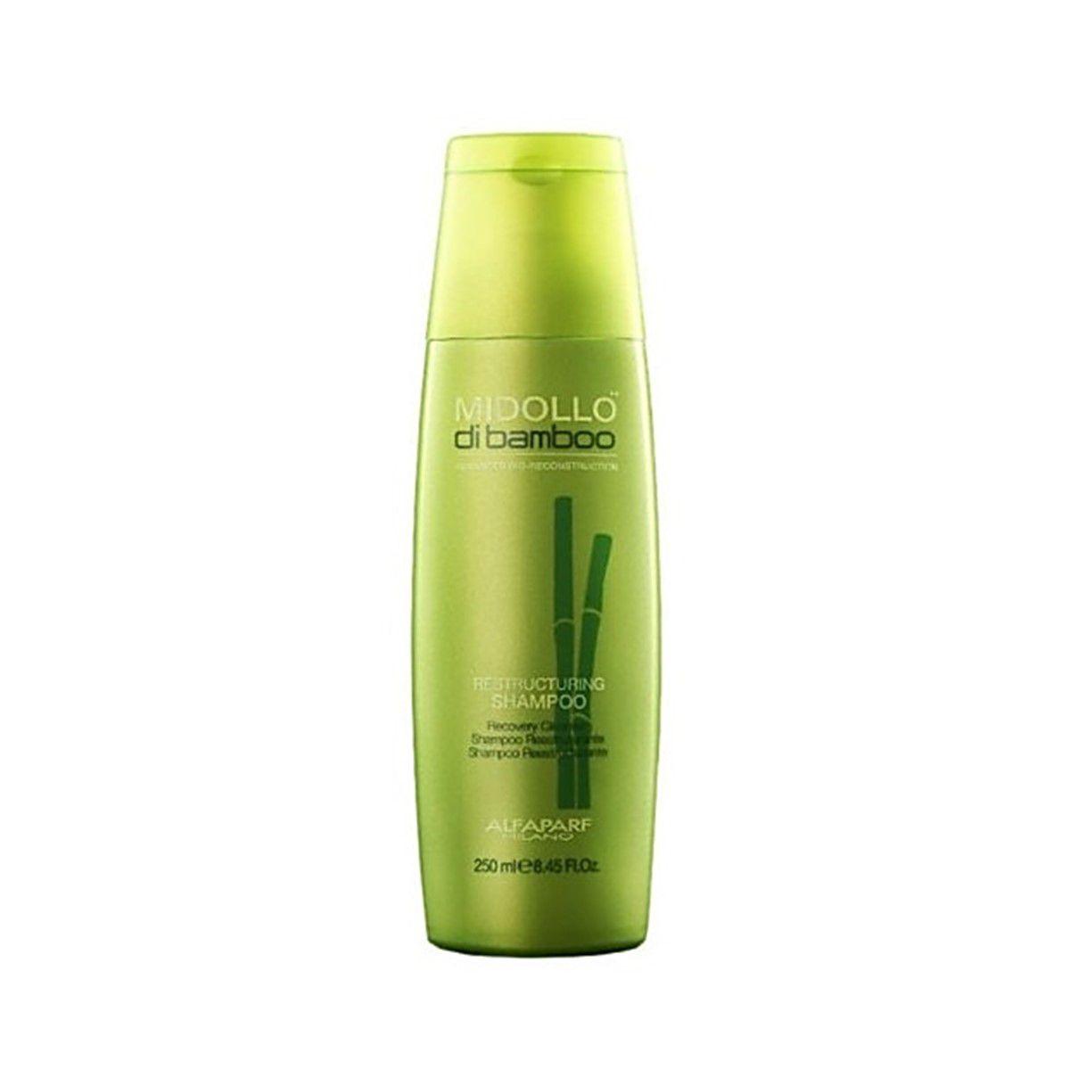 Shampoo Restructuring Alfaparf Midollo di Bamboo - 250ml