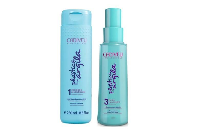 Shampoo Revitalizante 250ml + Cadiveu Fluído Finalizador 115ml - P